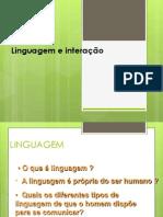 Aula 2 - Linguagem - Língua