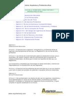Ley de Ejercicio de La Ingenieria, Arquitectura y Profesiones Afines