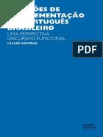 Relacoes de Complementacao No Portugues Brasileiro
