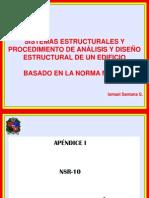1 SISTEMAS ESTRUCTURALES NSR-10