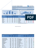 Weekly Foreign Holding & Block Trade__ Update - 15 11 2013