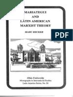 mariátegui and latin american marxist theory