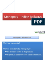 Monopoly - Indian Railways