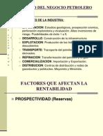 EVALUACIÓN ECONOMICA DE UN PROYECTO PETROLERO