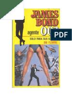 Fleming Ian - James Bond 08 - Solo Para Sus Ojos Y Otros Relatos