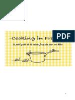 Le petit guide de la cuisine française pour ses hô