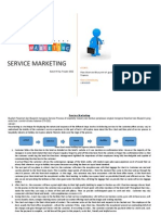 Service Marketing Flow Chart and Blue Print- Herry Windawaty 1263620025