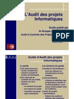 Audit Projets Informatiques