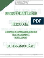 Tarea Hidrología Nº2_Héctor Romero_Paralelo C