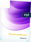 CEHv8 Module 07 Viruses and Worms.pdf