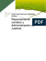 Razonamiento Juridico y Administracion de Justicia