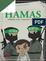 Hamas Comics