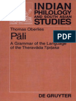 113354272 Oberlies Thomas Pali 408p