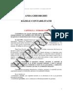 Bazele Contabilitatii Anda Gheorghiu an I