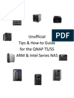 Qnap Ts & Ss Arm & Intel How-To Guide v1.2