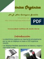 Electrónica Orgánica