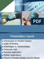 Flexible Displays