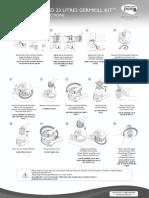 Pureit Advanced GKK Leaflet