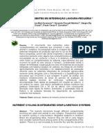 Ciclagem de Nutrientes Em iLP