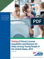 Teen Licensing