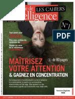 Les Cahiers Du Monde de l'Intelligence 08-09-10 2013