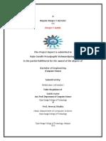 Project Report Format Cse