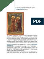 Viata Sfintei Maicii Noastre Maria Egipteanca