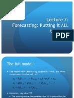 Lecture 7 Econ 5313