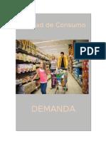 Unidad de Consumo-Demanda