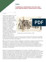 A guerra do vintém - Revista de História