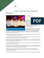 16-11-2013 El Sol de Puebla - Reconoce Moreno Valle labor de la Cámara de Diputados