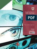 La Privatizacion de La Seguridad T152-090212 MarioLaborie