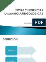 Diapositivas Emergencias Otorrino Yanina