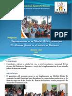 Conferencia Jovenes  - Gerencia de Desarrollo Humano