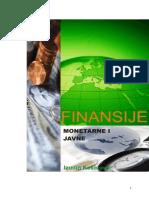 Makroekonomija Javne i Monetarne Finansije