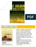 Presentation Golden Revolution by John Butler