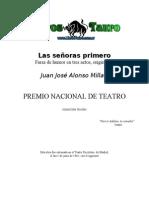 Senoras Primero - Alonso Millan_ Juan Jose