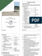 Beech Prnfc T-34b Pcl - Normal n58743 7-22-03
