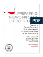Preparing the Workforce of DC's Future 1 5