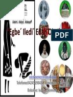 Logo Ifa Egbe 45