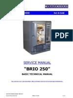 Brio 250 Service Manual