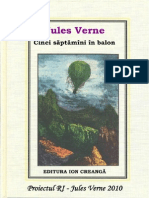 [PDF] 03 Jules Verne - Cinci Saptamini in Balon 1972