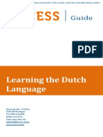 Learning the Dutch Language Completed