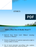 Ethics Basic