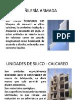 ELEMENTOS DE ALBAÑILERÍA ARMADA