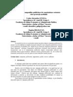 Proiect Managementul mediului