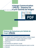 RO Picture Exchange Communication System (PECS)