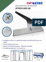 HDS 240