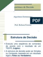Aula 03 - Algoritmos de Decisao