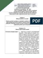 Nota de Fundamentare Hotararea de Guvern nr. 836/2013